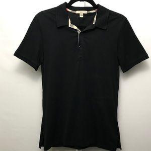 Burberry Brit men's black polo S